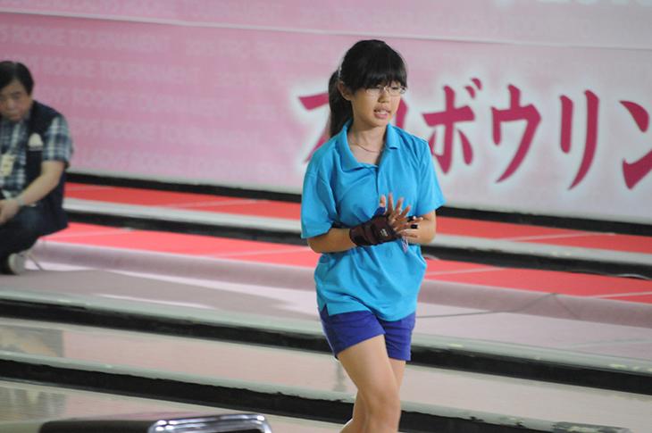 上野帆楓 ボウリング