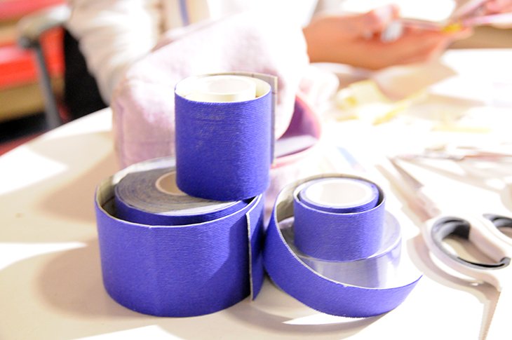 テアライトテープ