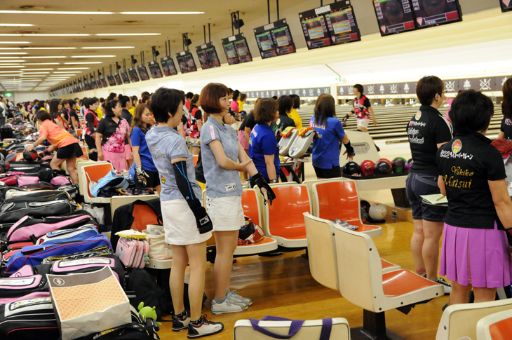 ジャパンオープン ボウリング