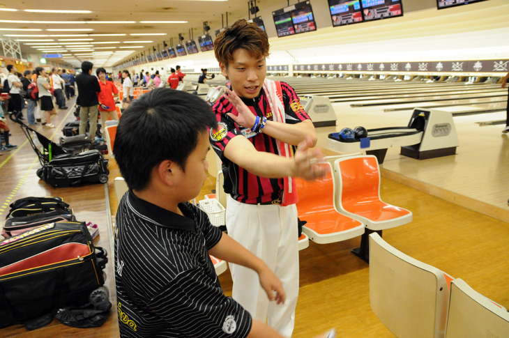 和田秀和 ボウリング