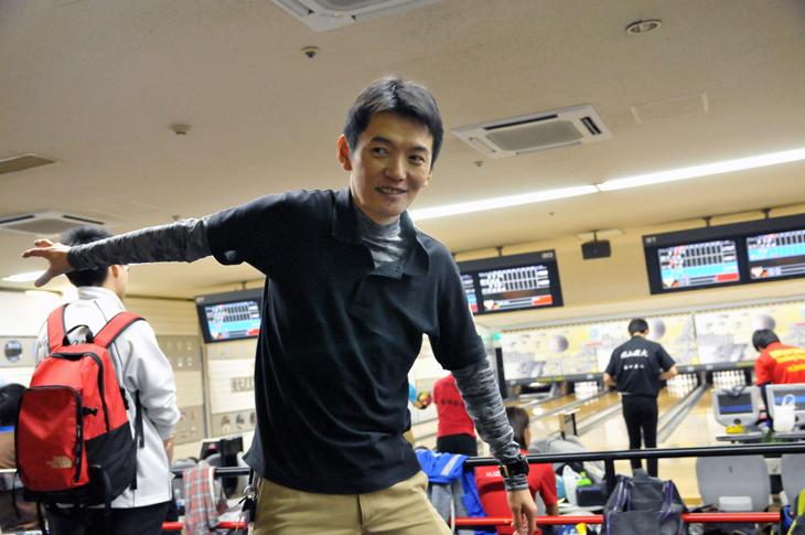 中野勝仁 ボウリング