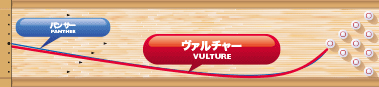 Natural Enemies VULTURE ヴァルチャー