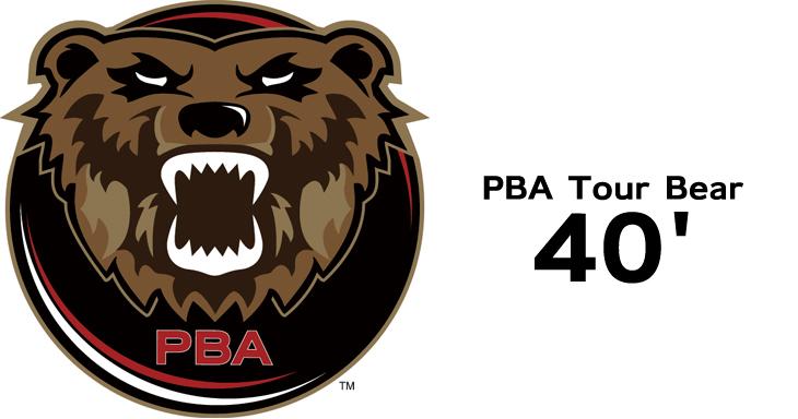 PBAオイルパターン攻略PBAベアー PBA Tour Bear