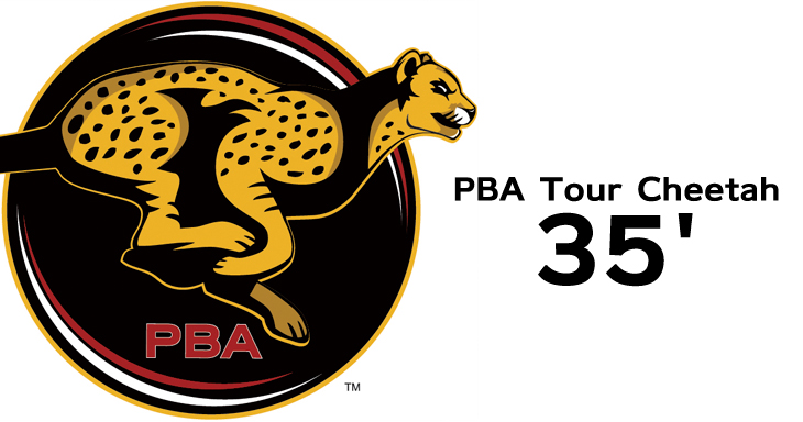 PBAオイルパターン攻略PBAチーターPBA Tour Cheetah