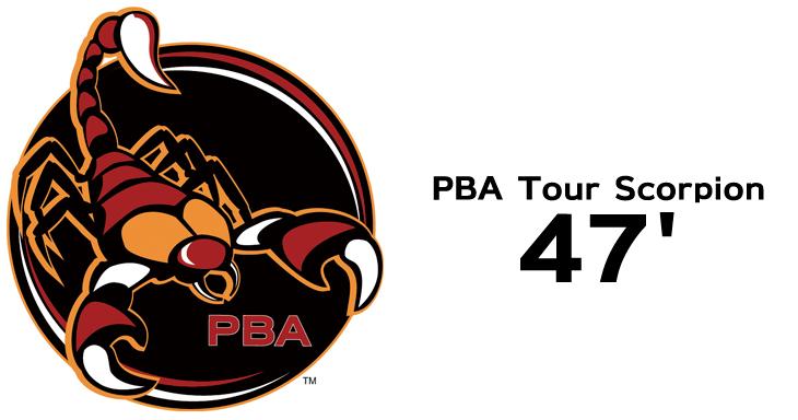 PBAオイルパターン攻略PBAスコーピオンPBA Tour Scorpion