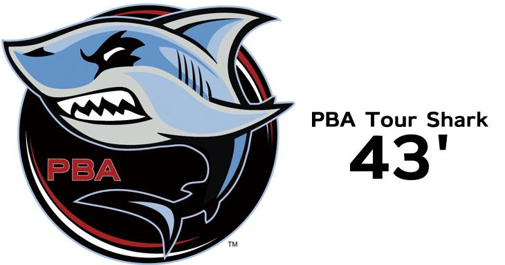 PBAオイルパターン攻略PBAシャーク PBA Tour Shark