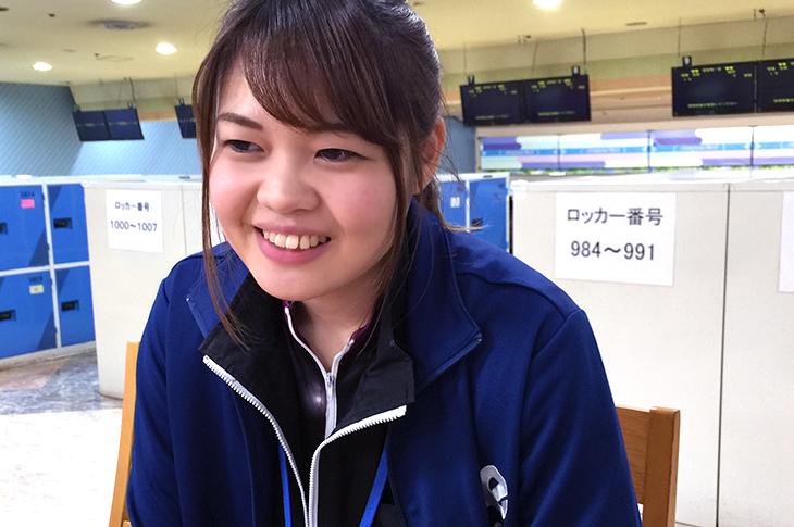 飯田菜々 ボウリング