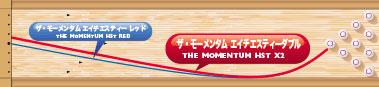 COLUMBIA300 THE MOMENTUM HST×2 ザ・モーメンタム エイチエスティーダブル