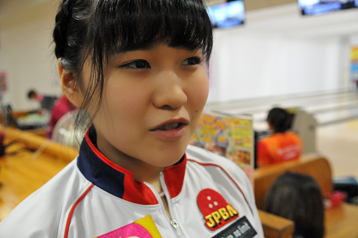 田代小夏 女子高生プロボウラー