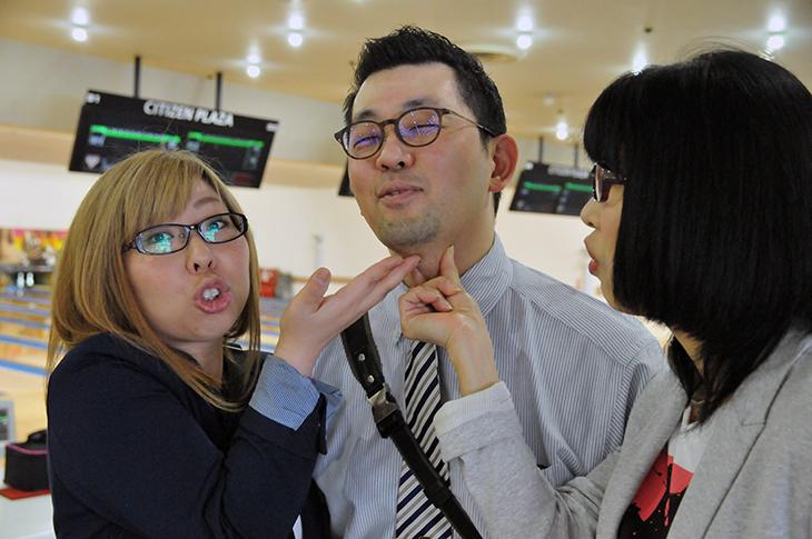 内藤真裕実 石野宏
