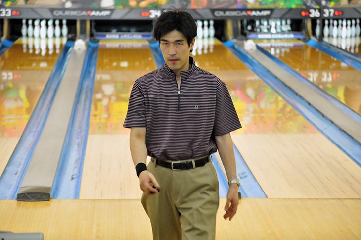 岡田良 ボウリング