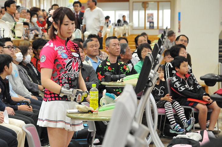 2017宮崎プロアマ オープントーナメント 久保田彩花