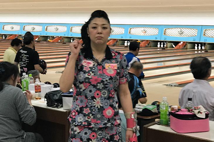 清水弘子 プロボウラー