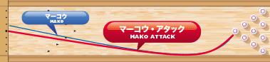 TRACK MOKO ATTACK マーコウ・アタック