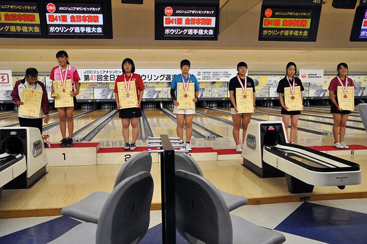 第41回全日本高校ボウリング選手権大会