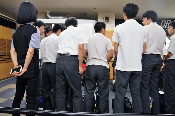 神奈川県立大師高等学校 ボウリング