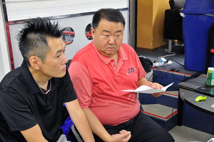 Kwang Chun Bae  クワン・チャン・ベイ