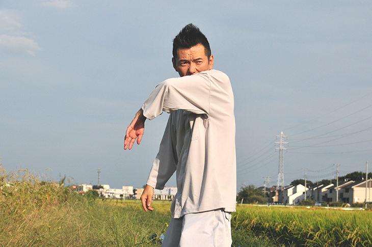 芦川和義 ドリラー