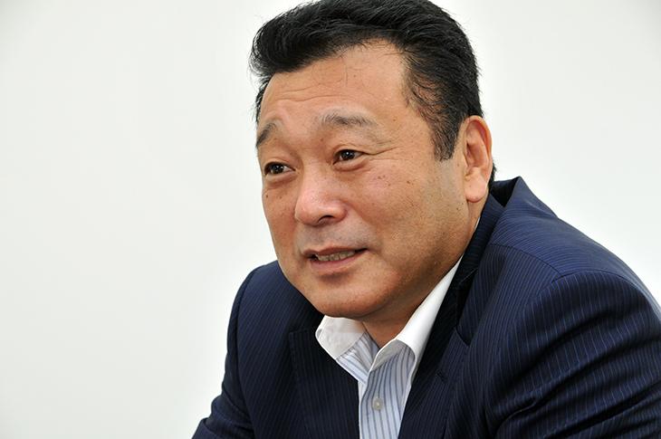ドリームスタジアム太田 佐藤則明