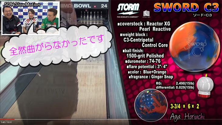 STORM SWORD C3 ソード C3