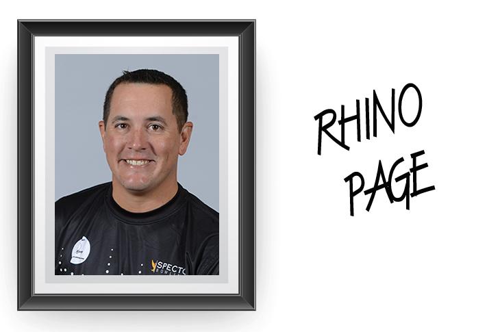 Rhino Pageライノ・ページ