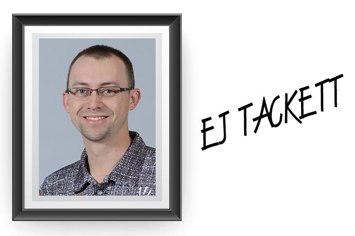 EJ TackettEJタケット