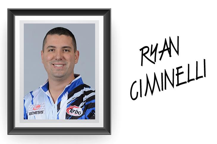 Ryan Ciminelliライアン・シミネリ