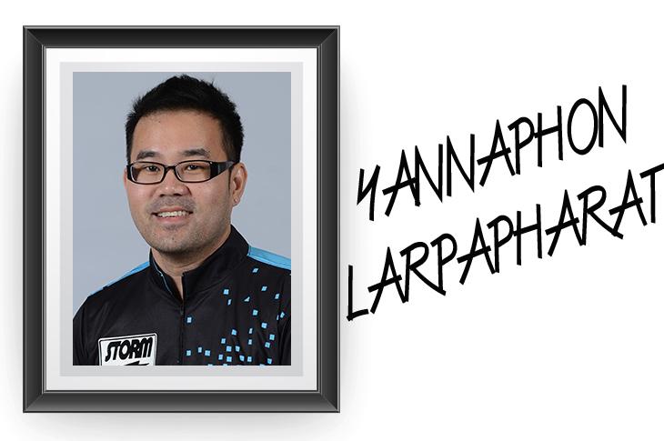 Yannaphon Larpapharateヤナホーン・ラーパファラット