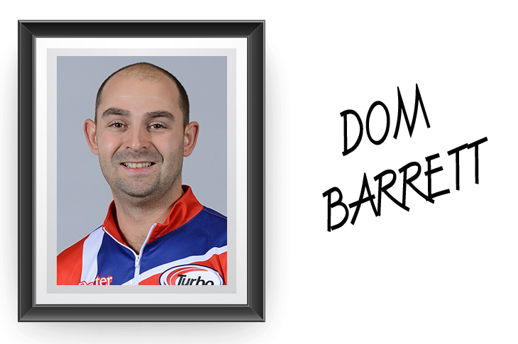 Dom Barrettドム・バレット