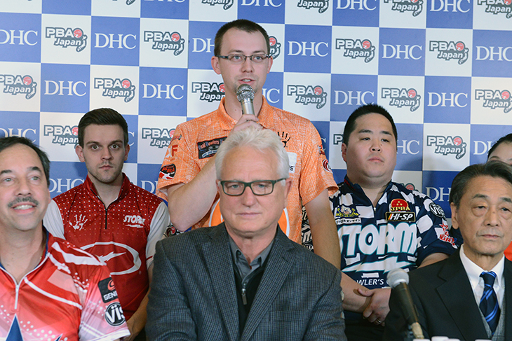 bowling EJ Tackett