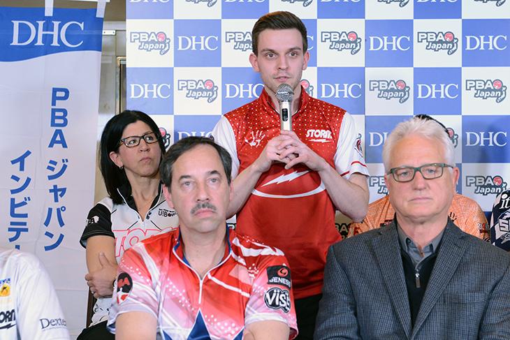 bowling Francois Lavoie