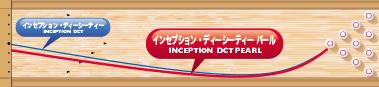 900GLOBAL INCEPTION DCT PEARL インセプション・ディーシーティー・パール