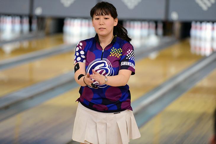 ボウリング 須田久美子