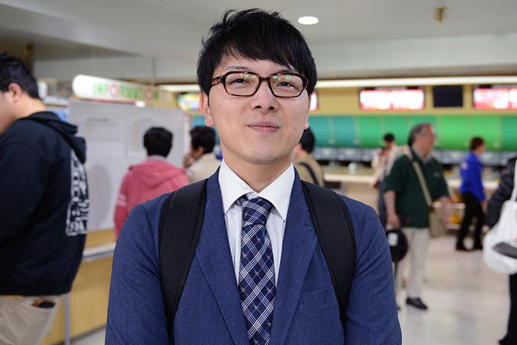 山﨑雄太郎 ボウリング