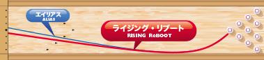TRACK RISING ReBOOT ライジング・リブート