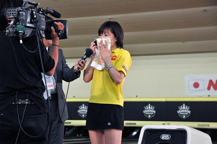 NHK杯 武部公英