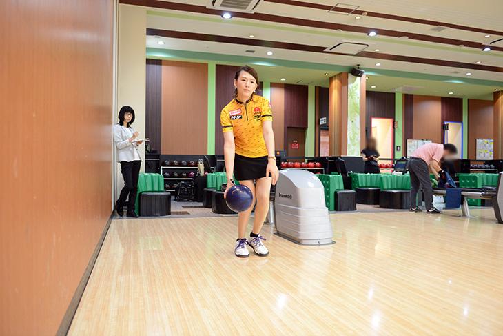 ボウリング 練習方法