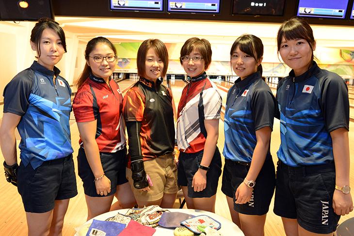 第18回アジア競技大会 ボウリング