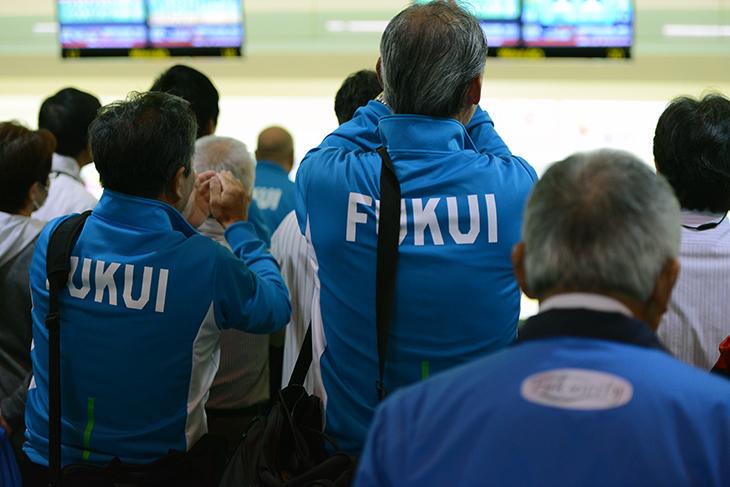 福井県ボウリング連盟  国民体育大会
