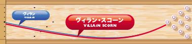 MOTIV ViLLAiN SCORN ヴィラン・スコーン