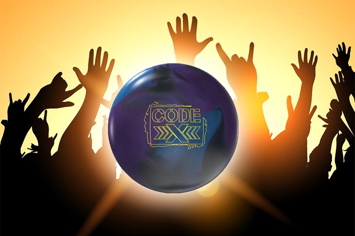 2018 ボウリングボールおすすめ コードX