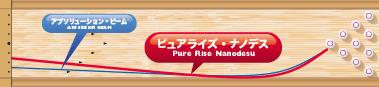 ABS Pure Rise NANODESU ピュアライズ・ナノデス