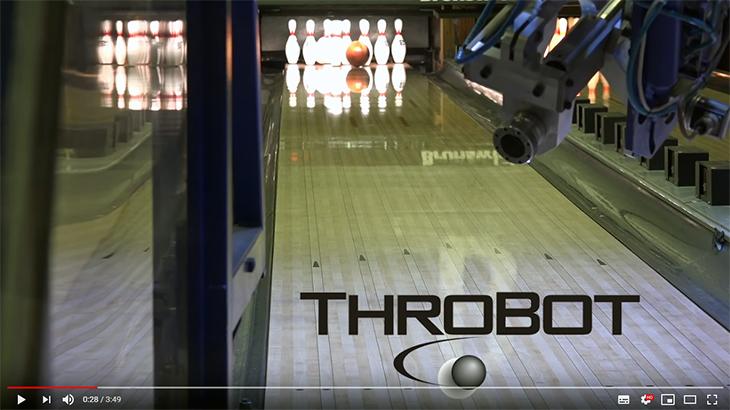 スロボット 投球マシン
