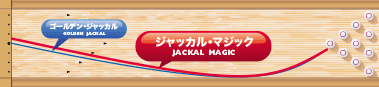 MOTIV JACKAL MAGIC ジャッカル・マジック