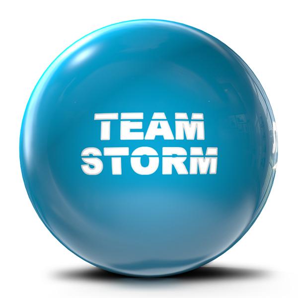 STORM TEAM STORM ELECTRIC BLUE チームストーム・エレクトリック・ブルー