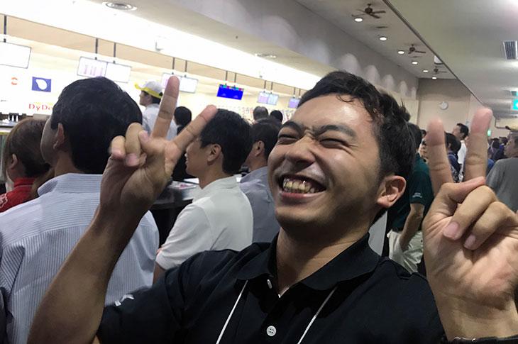 斎藤祐太 ボウリング