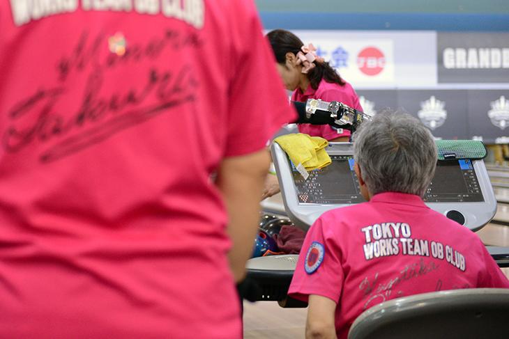 東京都OBクラブ ボウリング