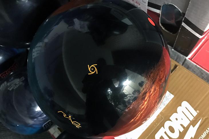 ボウリングボール マスバイアス
