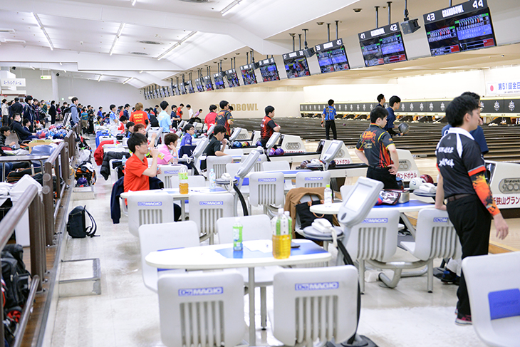 第51回全日本大学個人ボウリング選手権大会