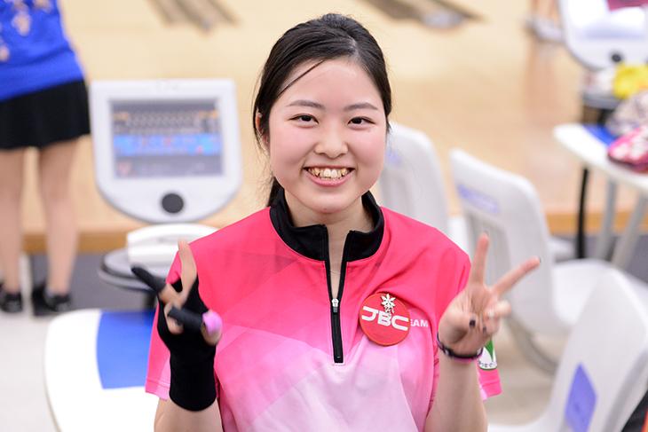 東野桜子 ボウリング
